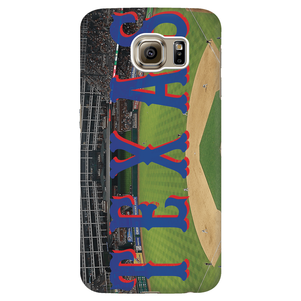 Texas Panoramic Phone Case - societyofprints - Society of Prints - Phone Cases