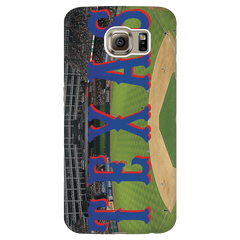 Texas Panoramic Phone Case