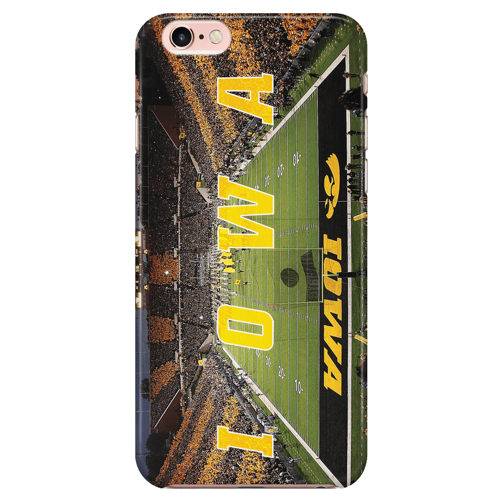 Iowa Panoramic Phone Case - societyofprints - Society of Prints - Phone Cases