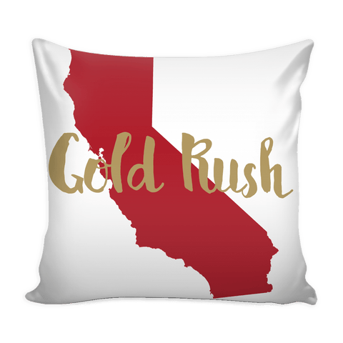 San Fransisco Stencil Pillow Covers - societyofprints - Society of Prints - Pillows