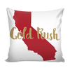 Image of San Fransisco Stencil Pillow Covers - societyofprints - Society of Prints - Pillows