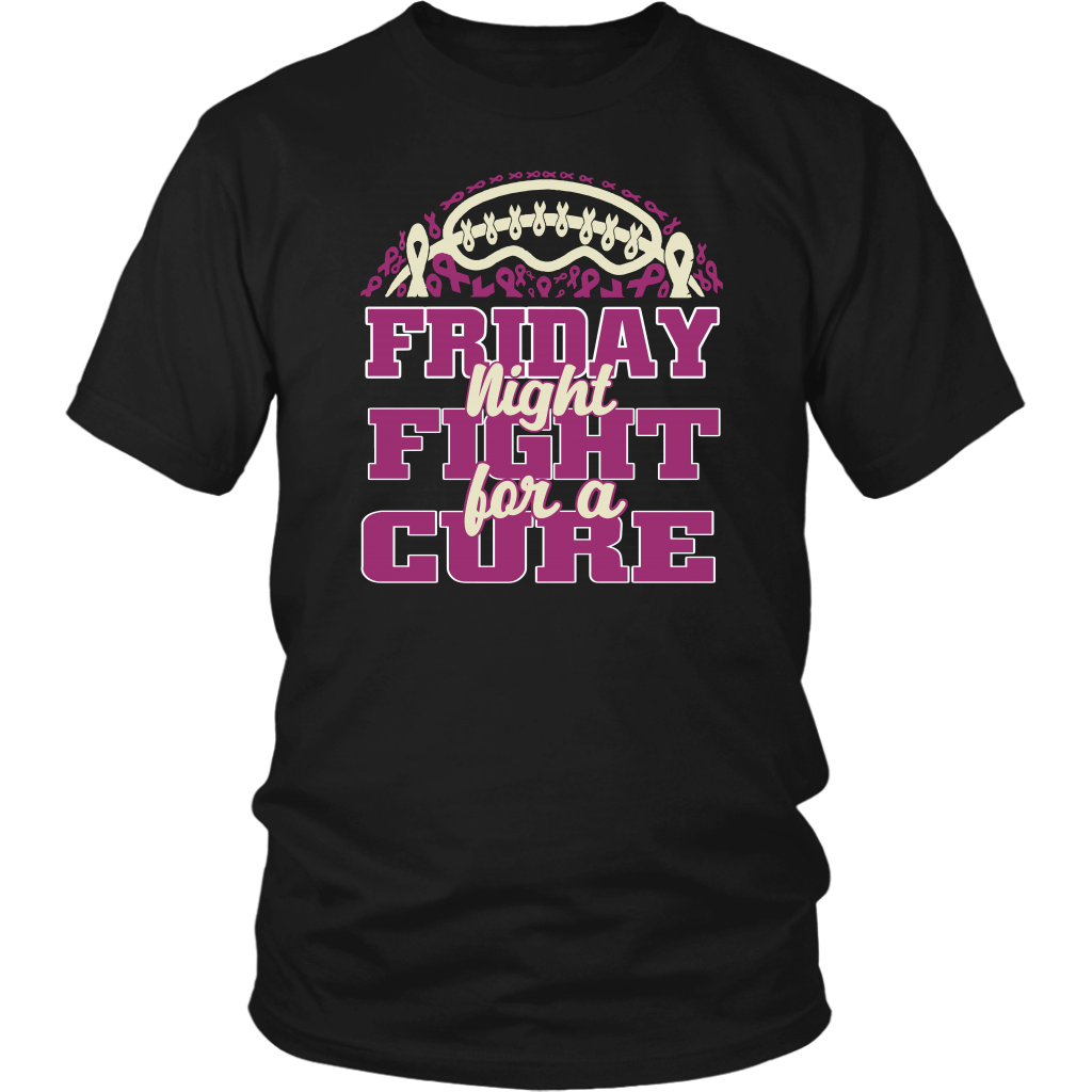 Friday Night Fight For A Cure