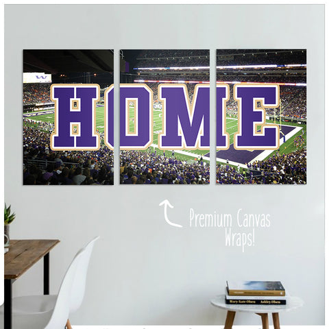Washington Premium Canvas Wraps