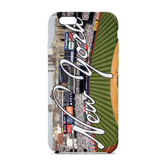 New York Panoramic Phone Case - societyofprints - Society of Prints - Phone Cases