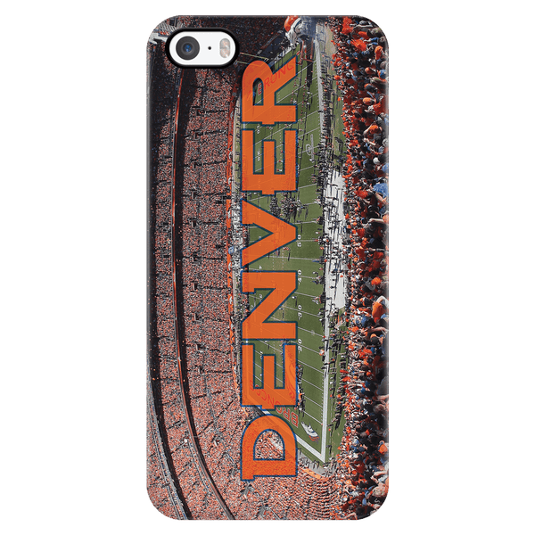 Denver Panoramic Phone Case - societyofprints - Society of Prints - Phone Cases