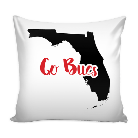 Tampa Bay Stencil Pillow Covers - societyofprints - Society of Prints - Pillows