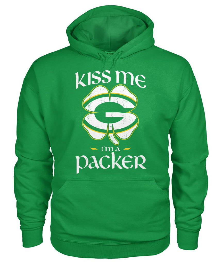 Kiss Me I'M A Packer
