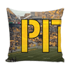 Image of Pittsburgh Panoramic Stadium Pillow Cover Set - societyofprints - Society of Prints - Pillows