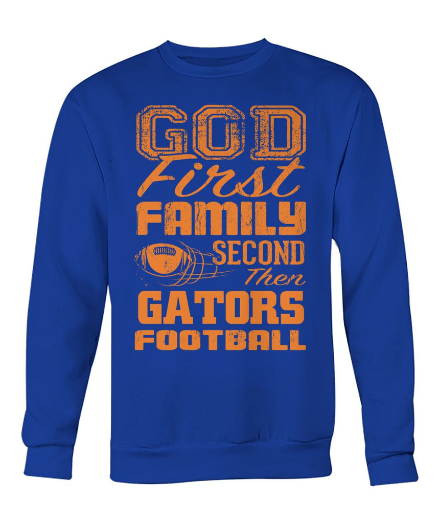 God Family Gators Football