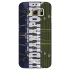 Image of Indianapolis Panoramic Phone Case - societyofprints - Society of Prints - Phone Cases