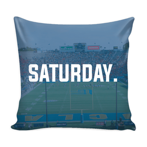 Westwood Saturday Football Pillow Cover - societyofprints - Society of Prints - Pillows