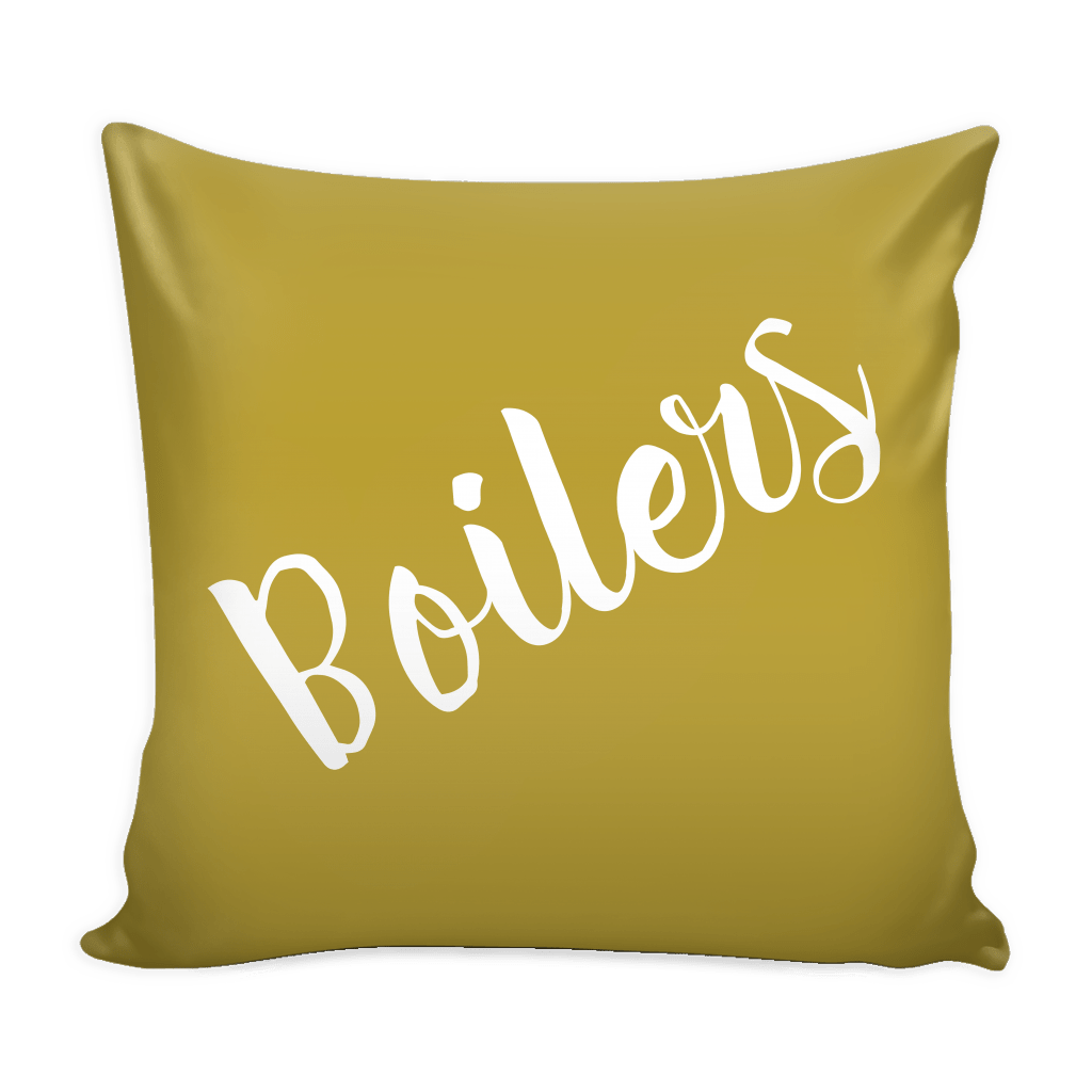CUSTOM BOILERS - societyofprints - Society of Prints - Pillows