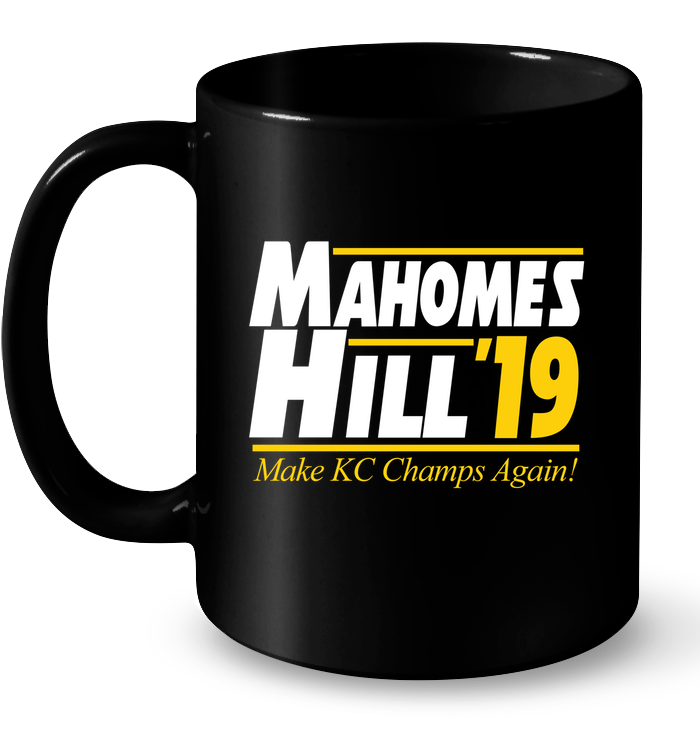 Make KC Champs Again Mug