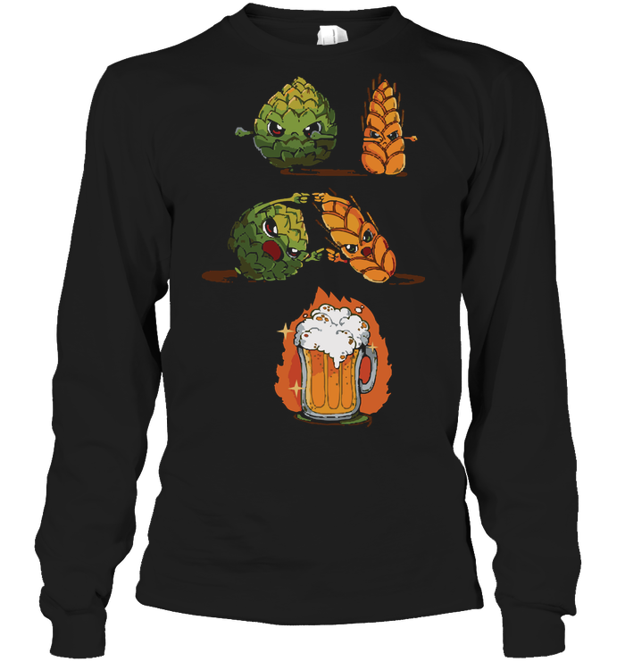 Beer Fusion Limited Edition Shirt - societyofprints - Society of Prints - Apparel