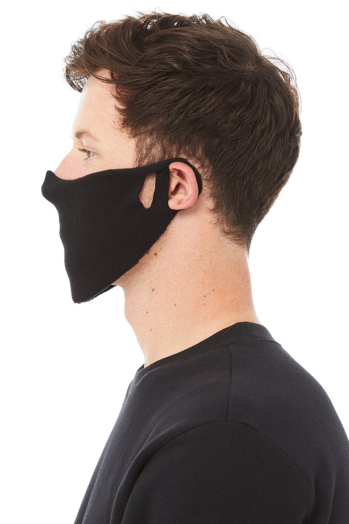 Georgia Fans Started Covid - 19 : Protective Face Mask