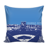 Image of Kansas City Stencil Throw Pillows - societyofprints - Society of Prints - Pillows