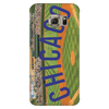 Image of Chicago Panoramic Phone Case - societyofprints - Society of Prints - Phone Cases