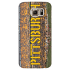 Image of Pittsburgh Panoramic Phone Case - societyofprints - Society of Prints - Phone Cases