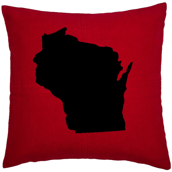 Wisconsin Christmas Mix & Match Pillow Covers