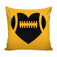 Pittsburgh Stencil Pillow Covers