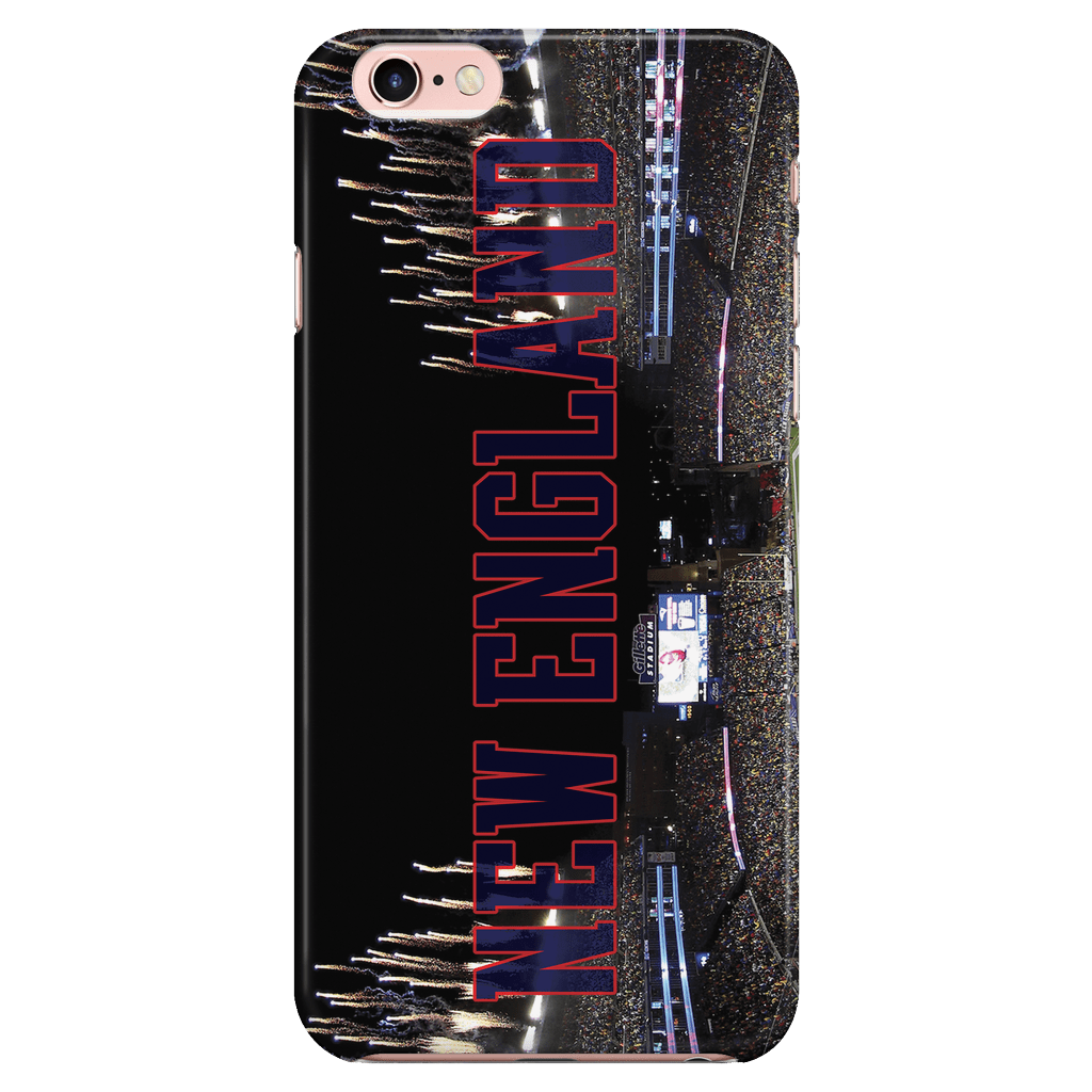 New England Panoramic Phone Case - societyofprints - Society of Prints - Phone Cases