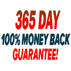 Image of 365-Day Money Back Guarantee