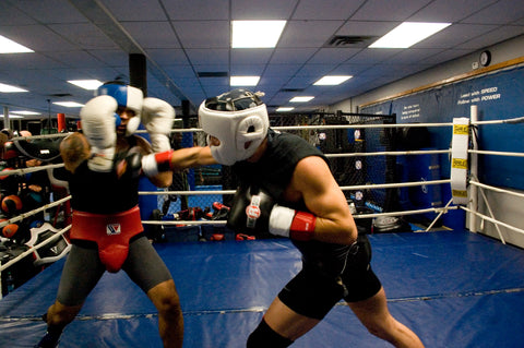 Headguard Twins Special Boxing Muaythai
