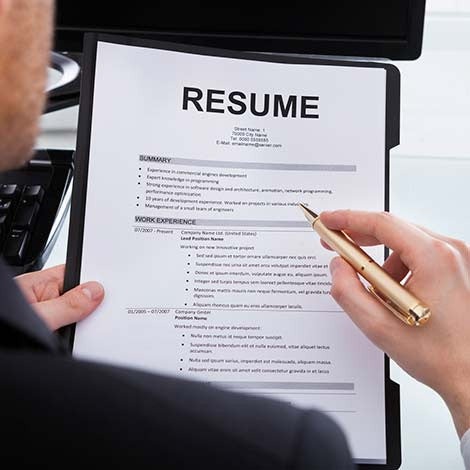 Bridgemore Resume Design's Professional & Mid-Career Resume