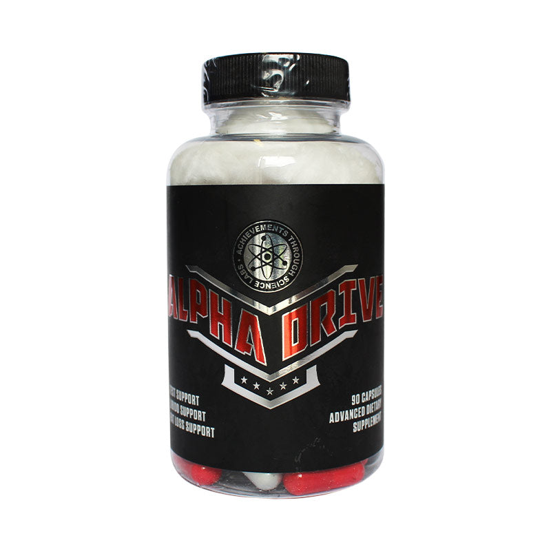 Alpha Drive ATS Labs Natural Testosterone Booster