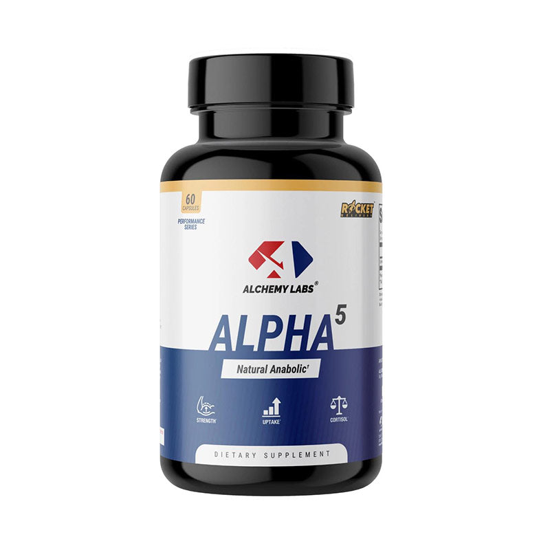 Alpha5 Alchemy Labs Natural Testosterone Booster