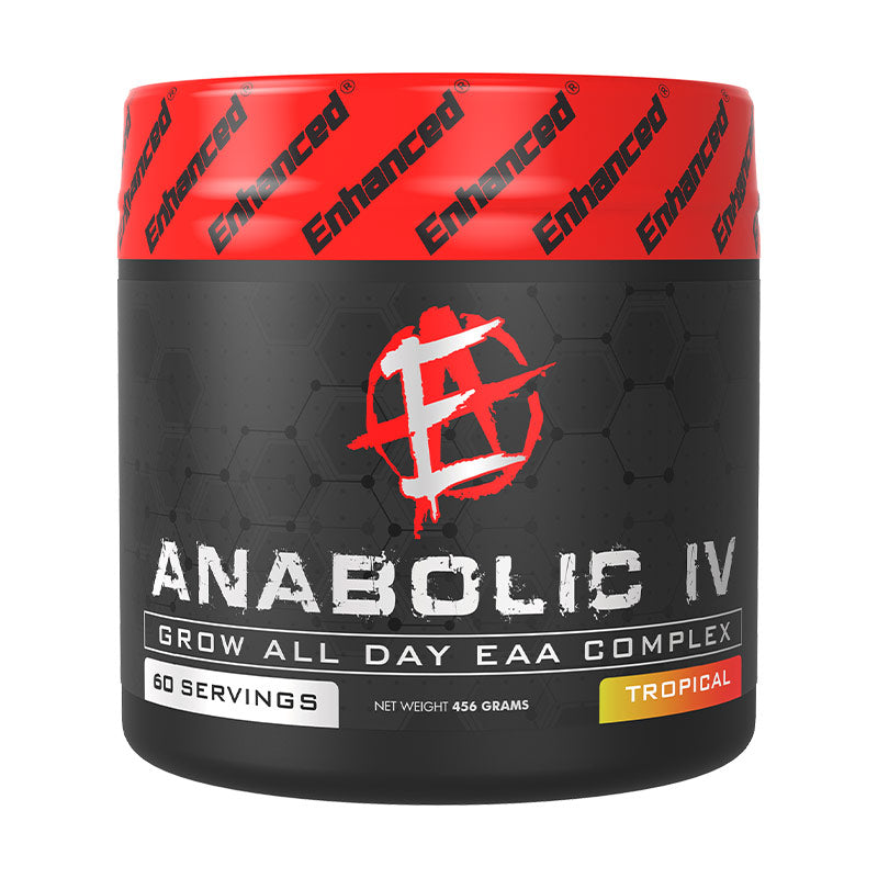 Anabolic IV Enhanced Athlete