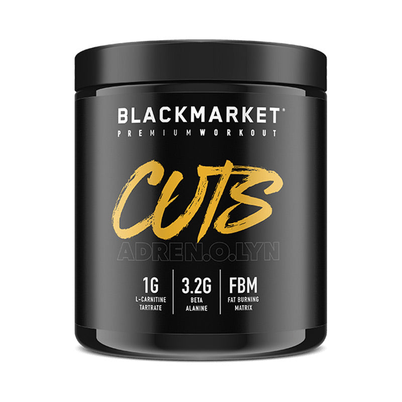 Andrenolyn Cuts Blackmarket Labs Pre-Workout