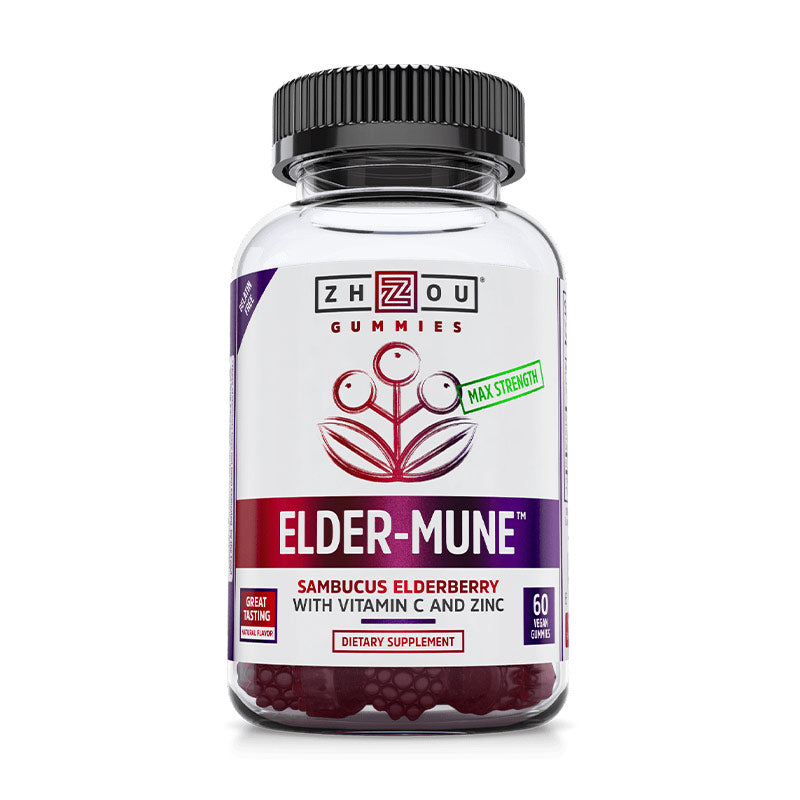 Eldermune Elderberry Gummies