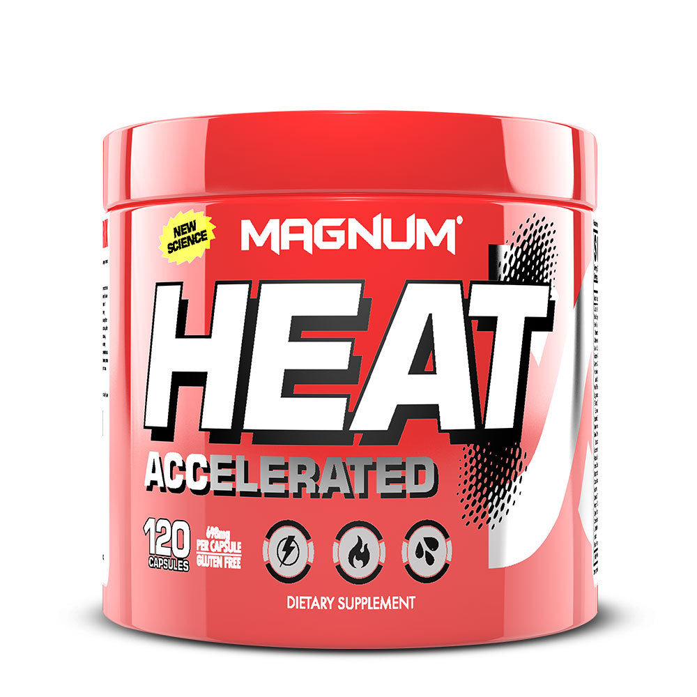 Heat Accelerated (CLEARANCE)