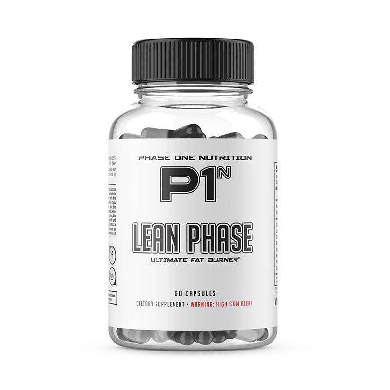 Lean Phase Phase One Nutrition