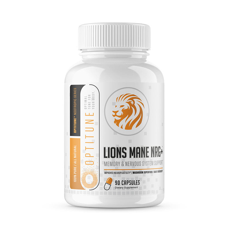 Lions Mane NRG Optitune Nutrition