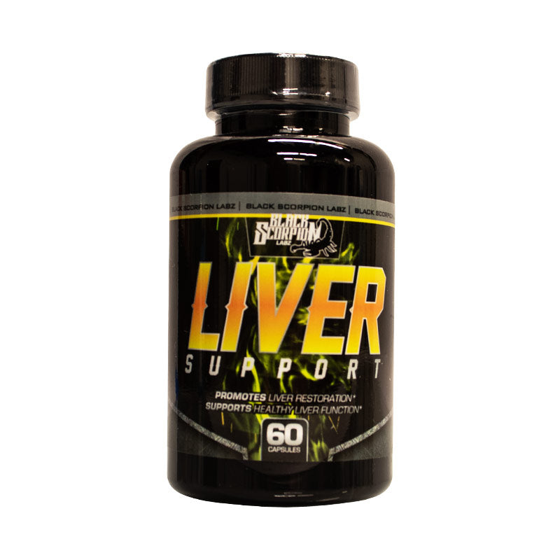 Liver Support Black Scorpion Labz