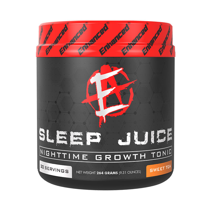 Sleep Juice Enhanced Athlete