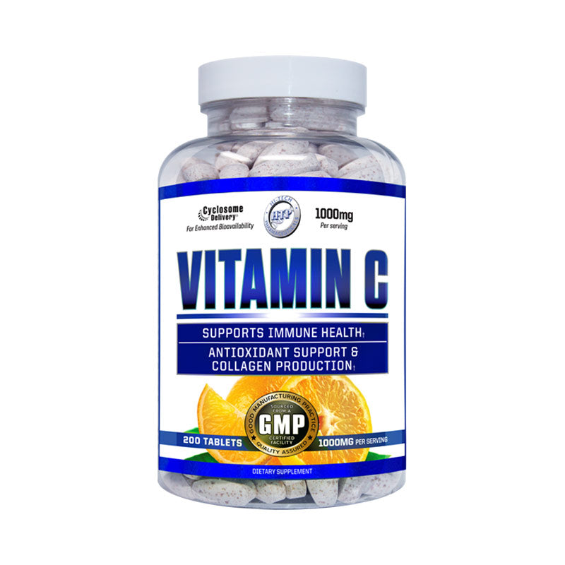 Vitamin C Hi-Tech Pharmaceuticals