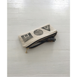 Math Print Pencil & Spectacles Case