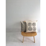 Circle Print Cushion Cover