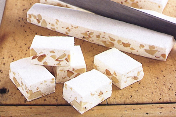 White Nougat from Montelimar