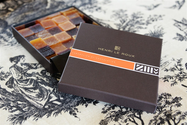Pâte de Fruit by Henri Le Roux - connoisseur fruit jellies Candy- La Riviere Confiserie
