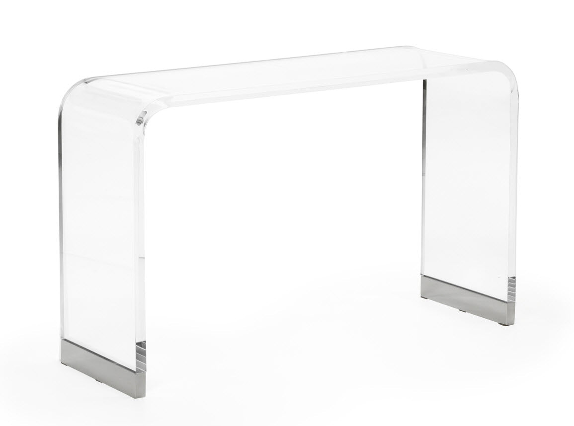 Shadow Acrylic Console Table