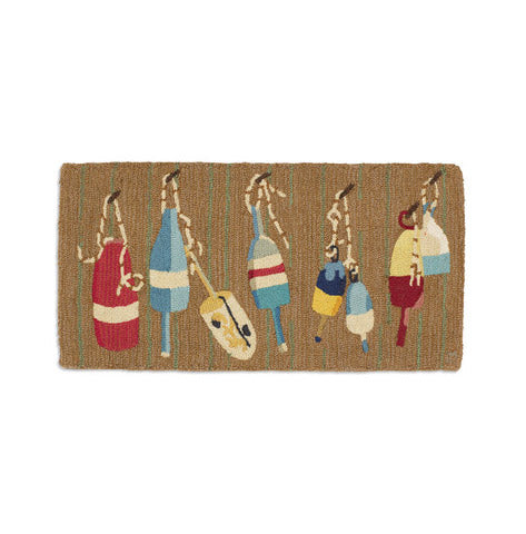 Buoys 2 x4 Wool Rug