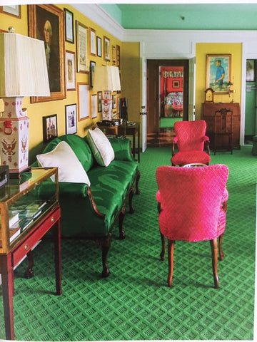 Rooms To Remember - Designer's Guide To The Grand Hotel - Carleton Varney