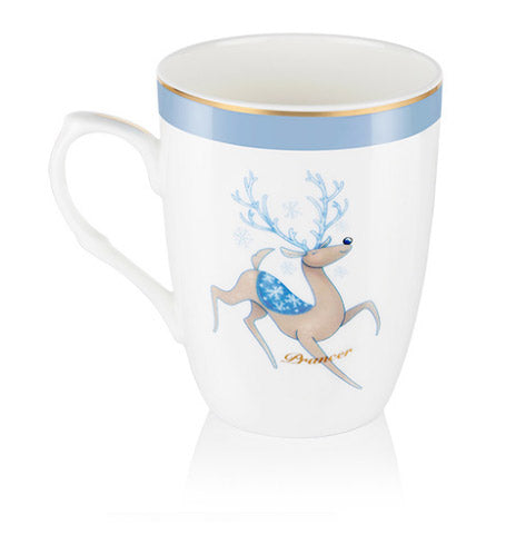Prancer Christmas Mug
