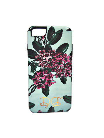 Rhododendron iPhone Cover - Carleton Varney
