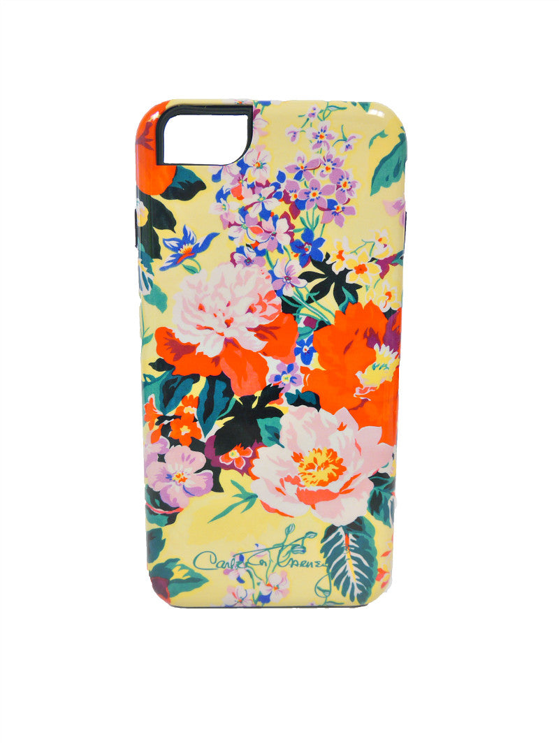Shannongrove Yellow iPhone Cover - Carleton Varney