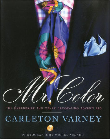'Mr. Color' See Carleton Varney's Bold Use of Color, Patterns & Styles - Carleton Varney